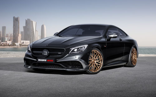 Brabus, Mercedes-Benz, S 63, AMG, Coupe, C217, мерседес, бенц, амг, брабус