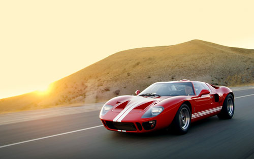 Ford, GT40, форд