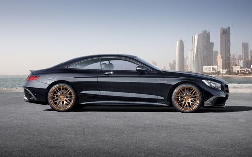 Brabus, Mercedes-Benz, S 63, AMG, Coupe, мерседес, бенц, амг, брабус