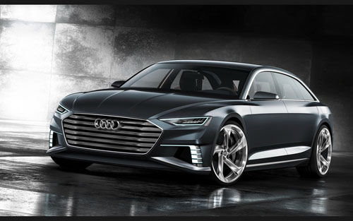 Audi, Prologue, Avant, Concept, ауди