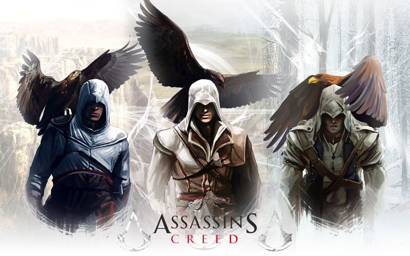 Assassin's creed, Assassins creed