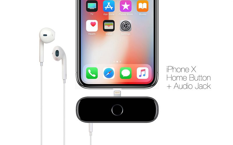 iPhone, Айфон, айфон 10, iPhone X, EarPods