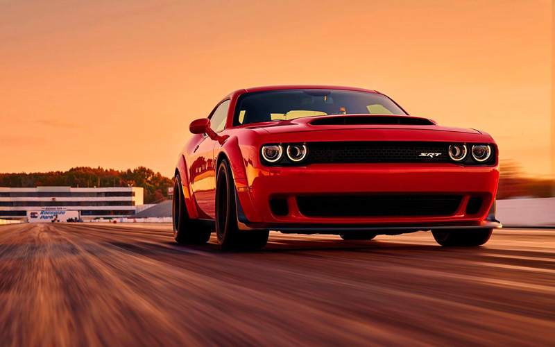 Dodge Challenger SRT Demon, Додж, Dodge