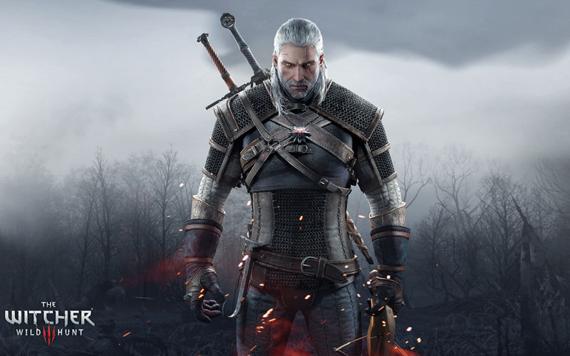 The Witcher, The Witcher 3: Wild Hunt, Ведьмак 3: Дикая охота, ведьмак