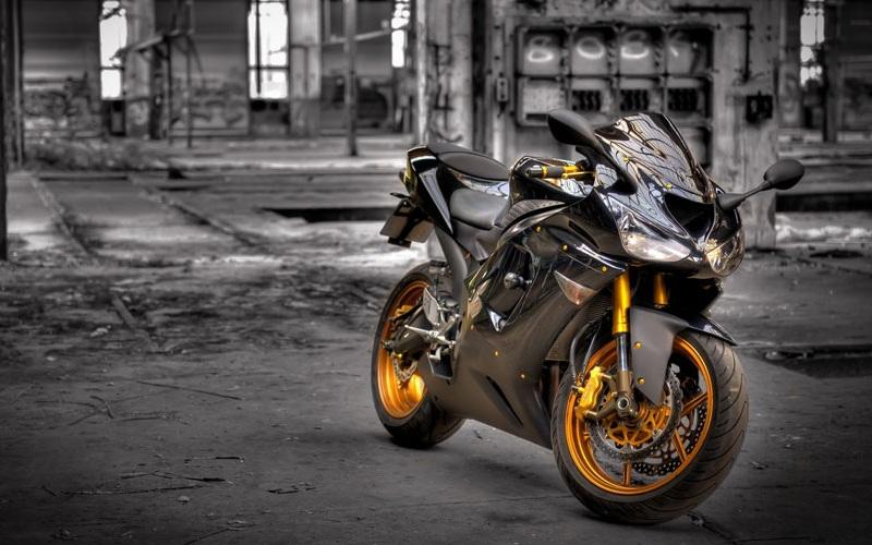 Живые обои мотоциклы на рабочий стол